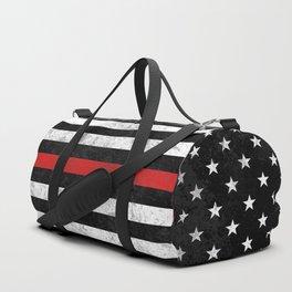 Thin Red Line Duffle Bag