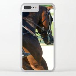 Precision Clear iPhone Case