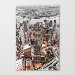 NEW YORK CITY XI Canvas Print