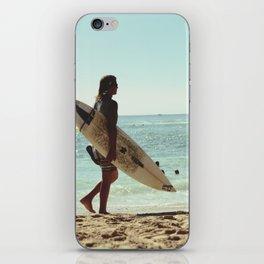 Surfer Dude iPhone Skin