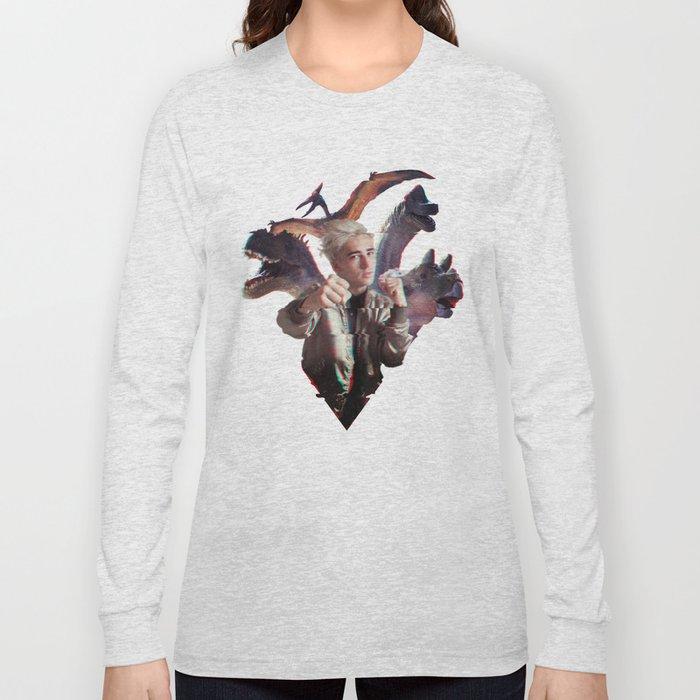 High & Low Long Sleeve T-shirt