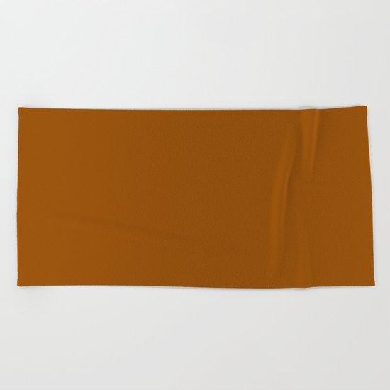 (Brown) Beach Towel
