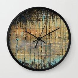 Waiting for Irma Wall Clock