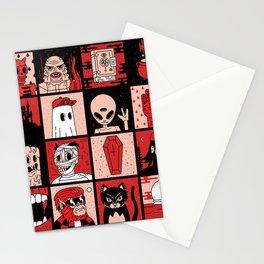DEAD AF Stationery Cards