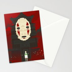 Spirited Stationery Cards