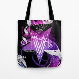 The Number Five Tote Bag