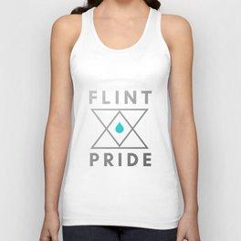 Flint Pride Unisex Tank Top