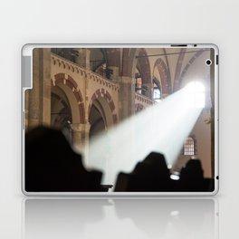 Basilique Saint Ambroise Milan Laptop & iPad Skin