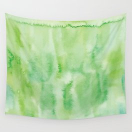 Watercolor abstract many color no.18 Wall Tapestry