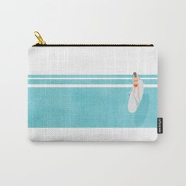 Paddle Board Print Carry-All Pouch