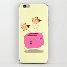 Toast! iPhone & iPod Skin