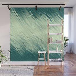 Stripes Wave Pattern 10 lg Wall Mural
