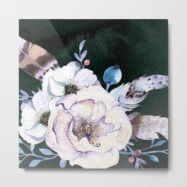 Flowers bouquet #58 Metal Print