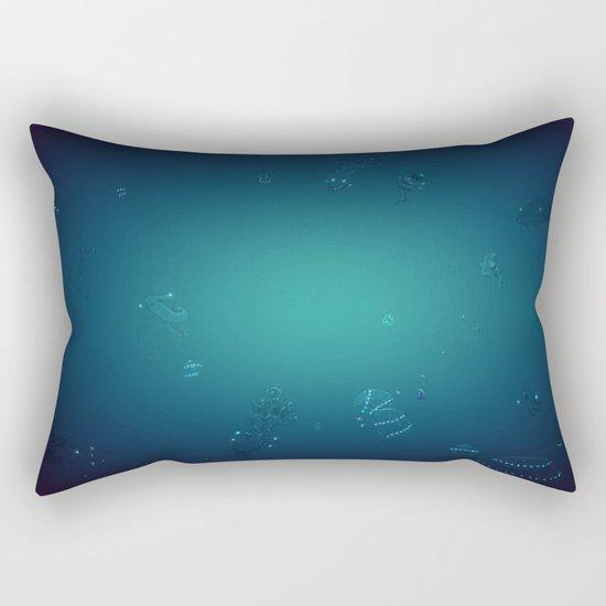Tinnitus Rectangular Pillow