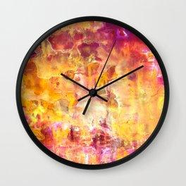 Hot Flash Wall Clock