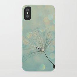 gliter iPhone Case