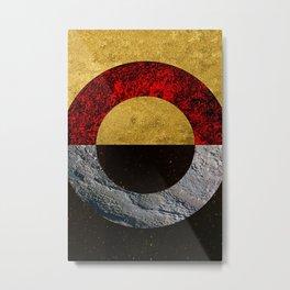 Abstract #155 Metal Print