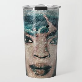 Lauryn Hill  Travel Mug