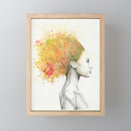 Tree of Life Framed Mini Art Print