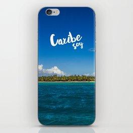 Caribe Soy iPhone Skin