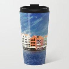 Willemstad, Curaçao Metal Travel Mug