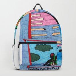 Flamingo Colors Backpack