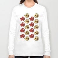 simba Long Sleeve T-shirts featuring The Lion King - #5 Simba Art by tangofox