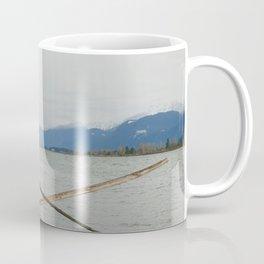 River and Mountains Coffee Mug