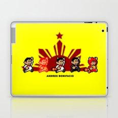 8-bit Andres Bonifacio 2 Laptop & iPad Skin
