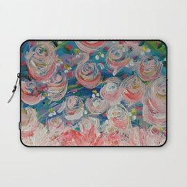 First Flowers Laptop Sleeve