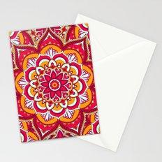 Mandala 25 Stationery Cards