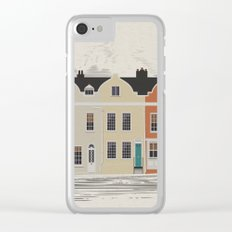 Lombard St. Portsmouth Clear iPhone Case