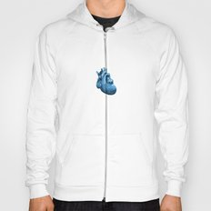 Heart - Blue Hoody
