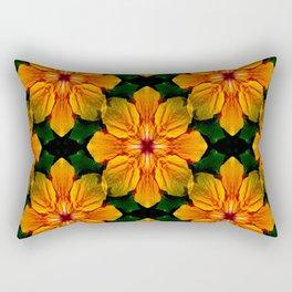 Tropical Garden of Love... Rectangular Pillow