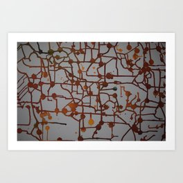 Circuit breaker Art Print