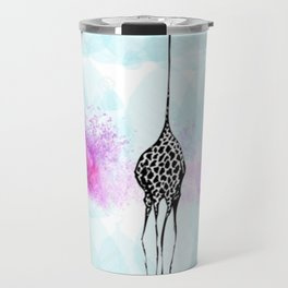 Livin' The Tall Life Travel Mug