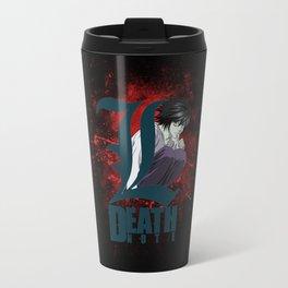 Death Note Travel Mug