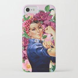 wir schaffen tas iPhone Case
