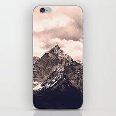 Pink Mountain iPhone & iPod Skin