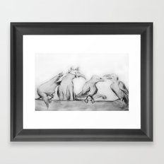 The Subterfuge Framed Art Print