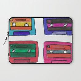 Pop Art Cassette Tapes Laptop Sleeve