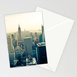Good Evening New York City Stationery Cards