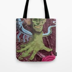 No, don't touch that lollipop! Tote Bag