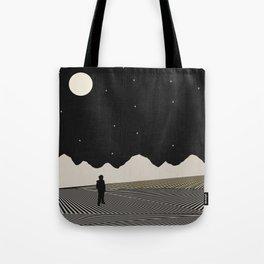 Over Yonder Tote Bag