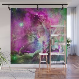 NEBULA ORION HEAVENLY CELESTIAL MIRACLE Wall Mural