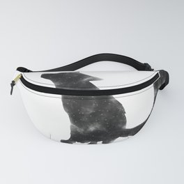 Black Fox Fanny Pack