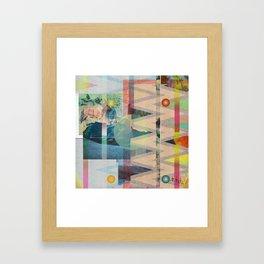 DIPSIE SERIES 001 / 02 Framed Art Print
