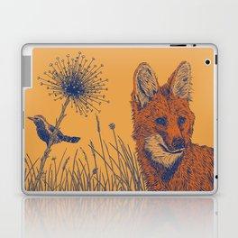 Maned Wolf Laptop & iPad Skin