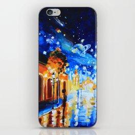 City of Stars iPhone Skin