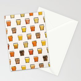 All the Beer in the World Stationery Cards